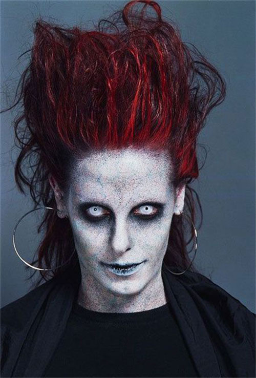 30-Very-Scary-The-Walking-Dead-Halloween-Face-Makeup-Ideas-Looks-2019-12