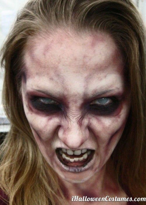 30-Very-Scary-The-Walking-Dead-Halloween-Face-Makeup-Ideas-Looks-2019-7