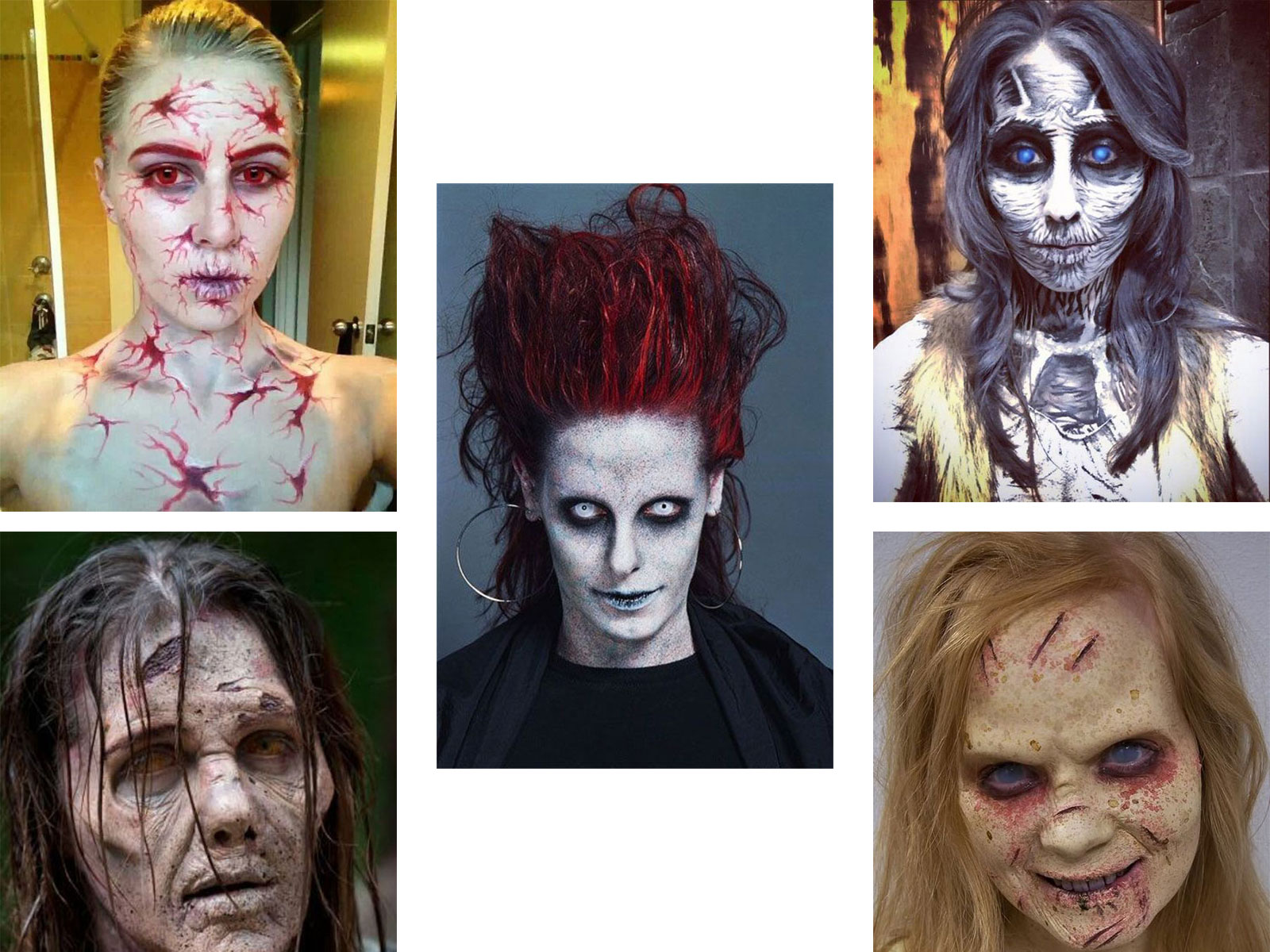 30-Very-Scary-The-Walking-Dead-Halloween-Face-Makeup-Ideas-Looks-2019-F