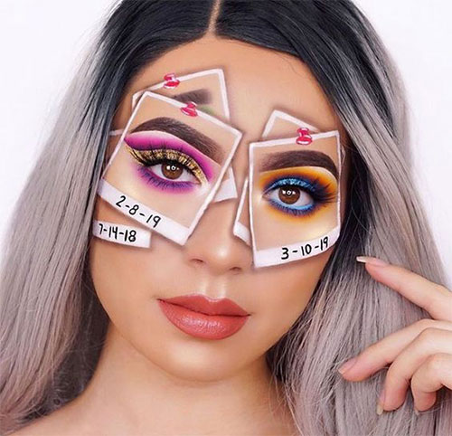 35-Creepy-Crazy-Creative-Halloween-Illusion-Makeup-Looks-Ideas-2019-1
