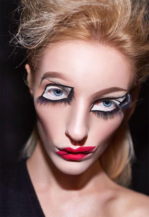 35-Creepy-Crazy-Creative-Halloween-Illusion-Makeup-Looks-Ideas-2019-11
