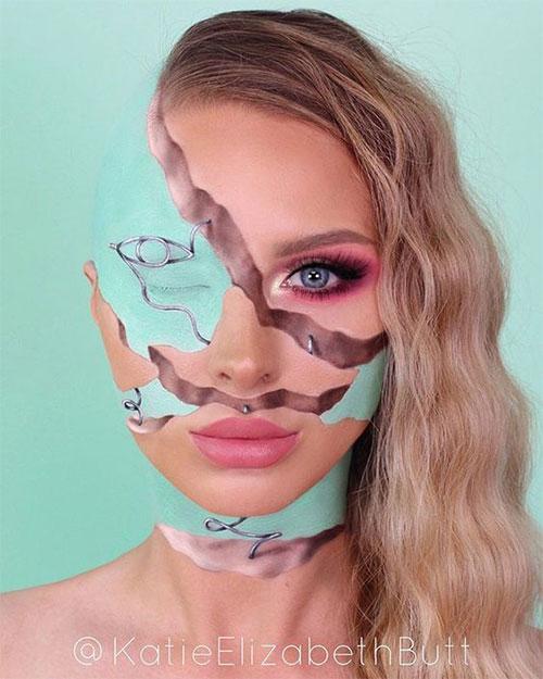 35-Creepy-Crazy-Creative-Halloween-Illusion-Makeup-Looks-Ideas-2019-8