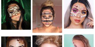35-Creepy-Crazy-Creative-Halloween-Illusion-Makeup-Looks-Ideas-2019-F
