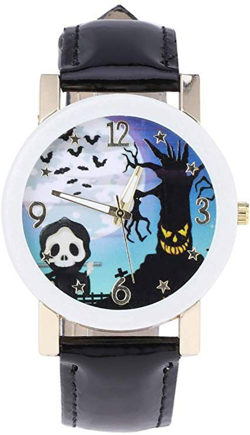 10-Cute-Cheap-Halloween-Watches-For-Kids-Adults-2019-1