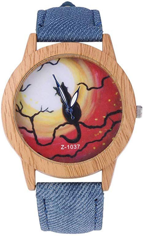 10-Cute-Cheap-Halloween-Watches-For-Kids-Adults-2019-4