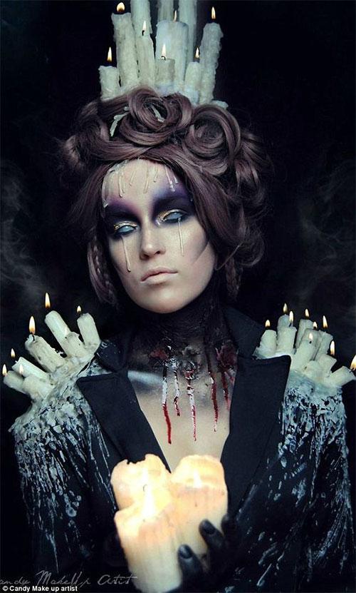 30-Creepy-Creative-Unique-Halloween-Hairstyle-Looks-Ideas-For-Girls-Women-2019-10