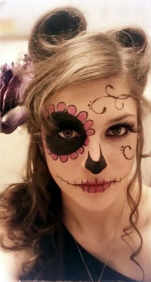 30-Creepy-Creative-Unique-Halloween-Hairstyle-Looks-Ideas-For-Girls-Women-2019-12