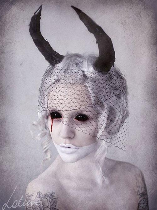 30-Creepy-Creative-Unique-Halloween-Hairstyle-Looks-Ideas-For-Girls-Women-2019-19