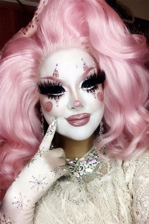 30-Creepy-Creative-Unique-Halloween-Hairstyle-Looks-Ideas-For-Girls-Women-2019-2