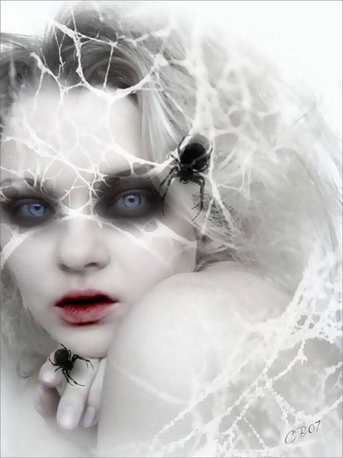 30-Creepy-Creative-Unique-Halloween-Hairstyle-Looks-Ideas-For-Girls-Women-2019-20
