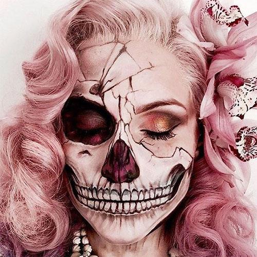 30-Creepy-Creative-Unique-Halloween-Hairstyle-Looks-Ideas-For-Girls-Women-2019-6