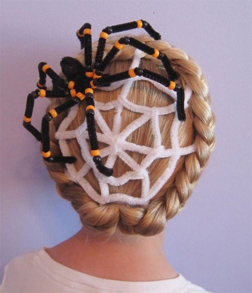 55-Creative-Crazy-Unique-Halloween-Hairstyle-Ideas-Looks-For-Little-Girls-Kids-2019-1