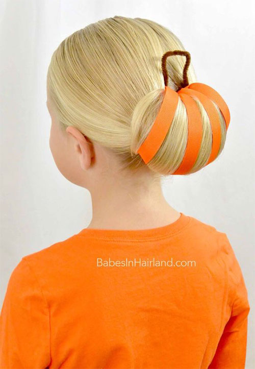 55-Creative-Crazy-Unique-Halloween-Hairstyle-Ideas-Looks-For-Little-Girls-Kids-2019-20