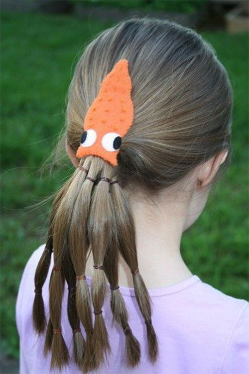 55-Creative-Crazy-Unique-Halloween-Hairstyle-Ideas-Looks-For-Little-Girls-Kids-2019-24