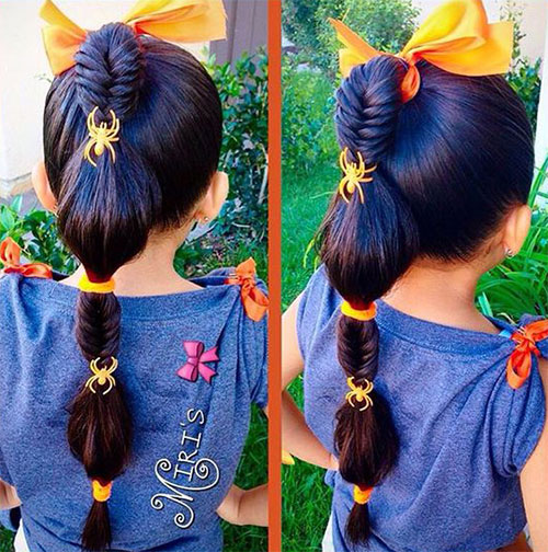 55-Creative-Crazy-Unique-Halloween-Hairstyle-Ideas-Looks-For-Little-Girls-Kids-2019-25