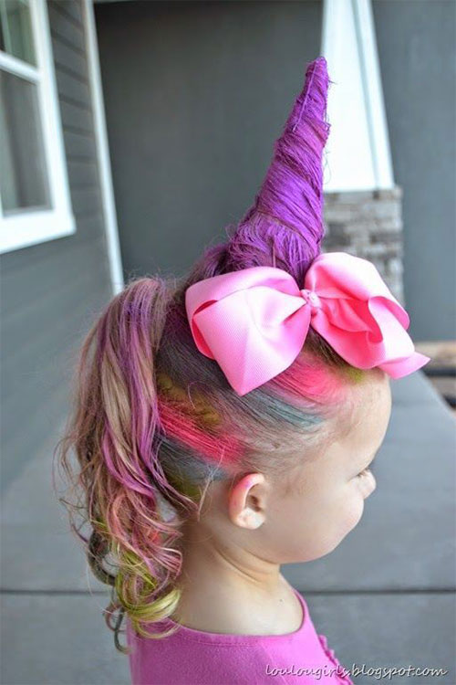 55-Creative-Crazy-Unique-Halloween-Hairstyle-Ideas-Looks-For-Little-Girls-Kids-2019-26