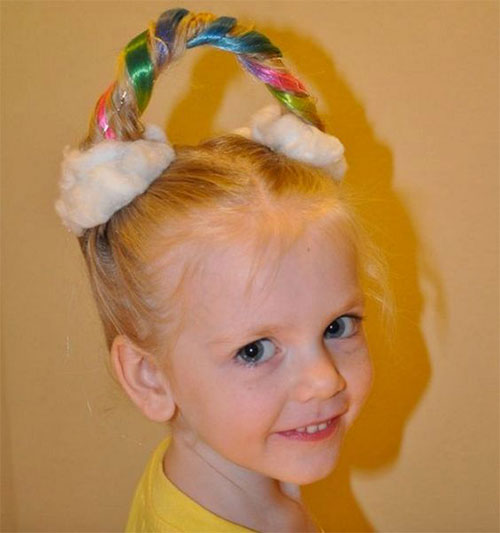 55-Creative-Crazy-Unique-Halloween-Hairstyle-Ideas-Looks-For-Little-Girls-Kids-2019-27