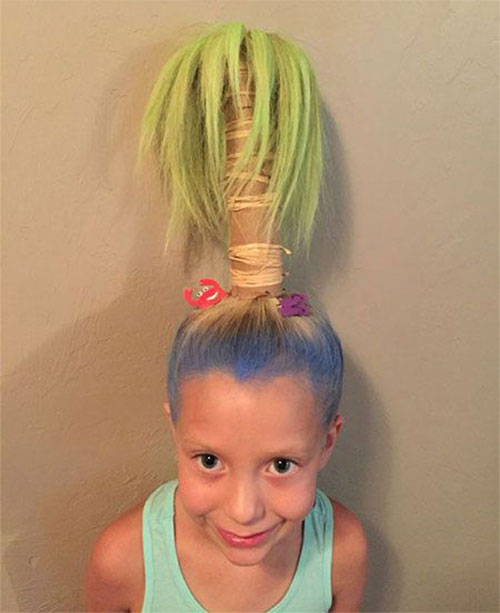 55-Creative-Crazy-Unique-Halloween-Hairstyle-Ideas-Looks-For-Little-Girls-Kids-2019-31
