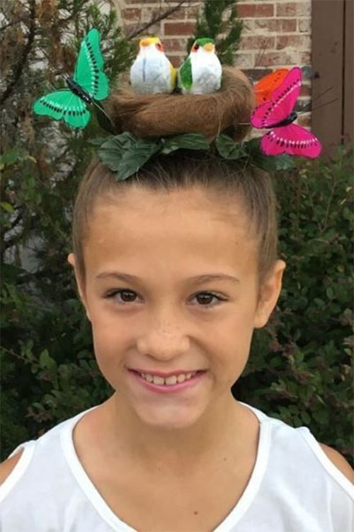 55-Creative-Crazy-Unique-Halloween-Hairstyle-Ideas-Looks-For-Little-Girls-Kids-2019-35
