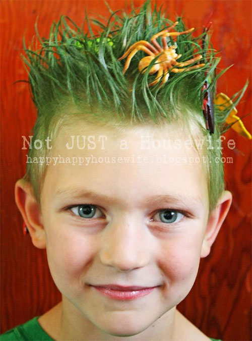 55-Creative-Crazy-Unique-Halloween-Hairstyle-Ideas-Looks-For-Little-Girls-Kids-2019-36
