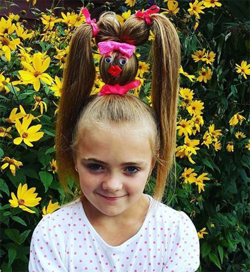 55-Creative-Crazy-Unique-Halloween-Hairstyle-Ideas-Looks-For-Little-Girls-Kids-2019-37