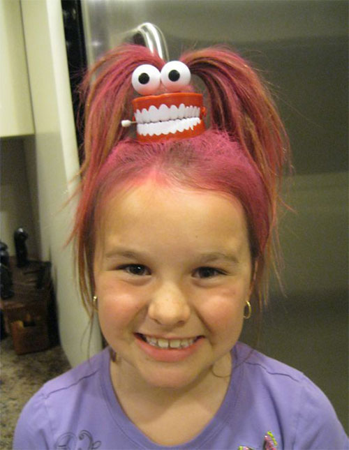 55-Creative-Crazy-Unique-Halloween-Hairstyle-Ideas-Looks-For-Little-Girls-Kids-2019-38