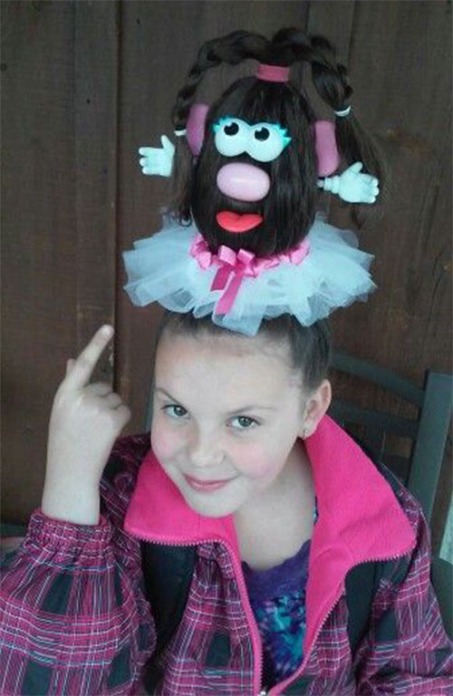 55-Creative-Crazy-Unique-Halloween-Hairstyle-Ideas-Looks-For-Little-Girls-Kids-2019-40