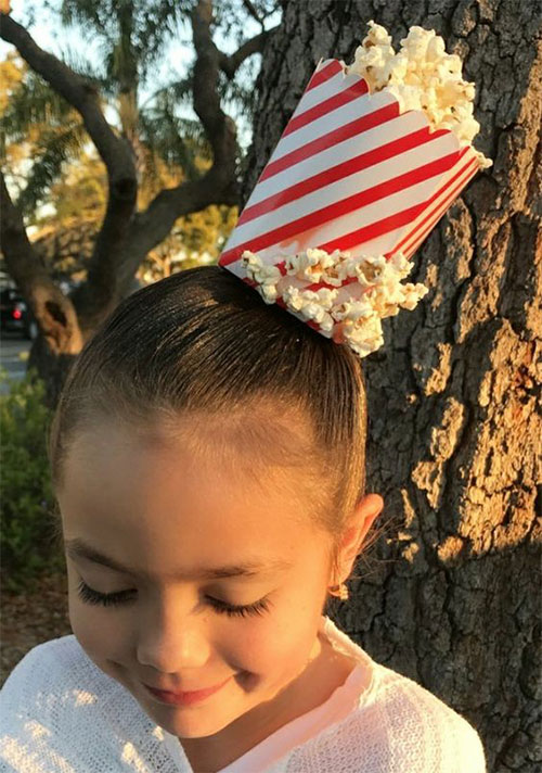 55-Creative-Crazy-Unique-Halloween-Hairstyle-Ideas-Looks-For-Little-Girls-Kids-2019-49