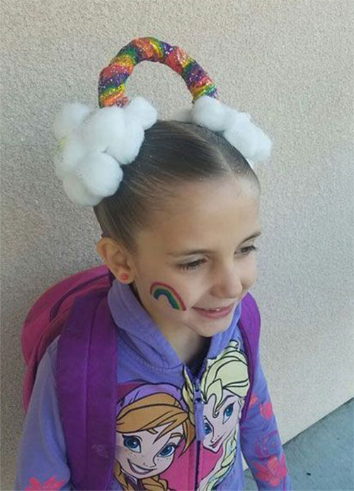 55-Creative-Crazy-Unique-Halloween-Hairstyle-Ideas-Looks-For-Little-Girls-Kids-2019-52