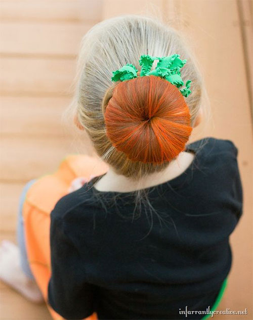 55-Creative-Crazy-Unique-Halloween-Hairstyle-Ideas-Looks-For-Little-Girls-Kids-2019-54