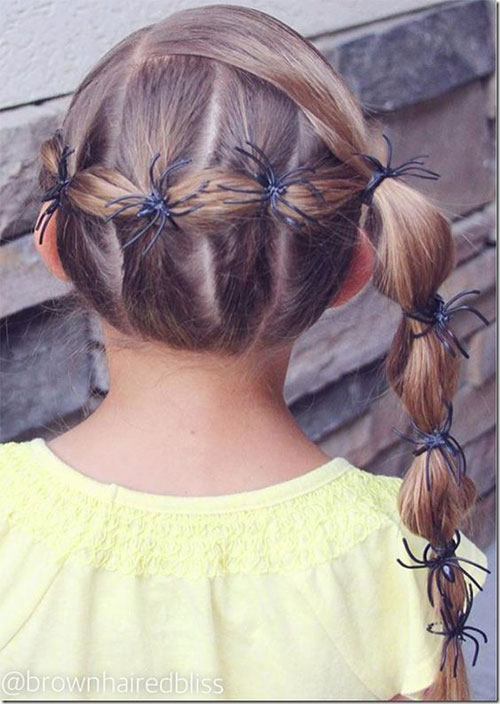 55-Creative-Crazy-Unique-Halloween-Hairstyle-Ideas-Looks-For-Little-Girls-Kids-2019-55
