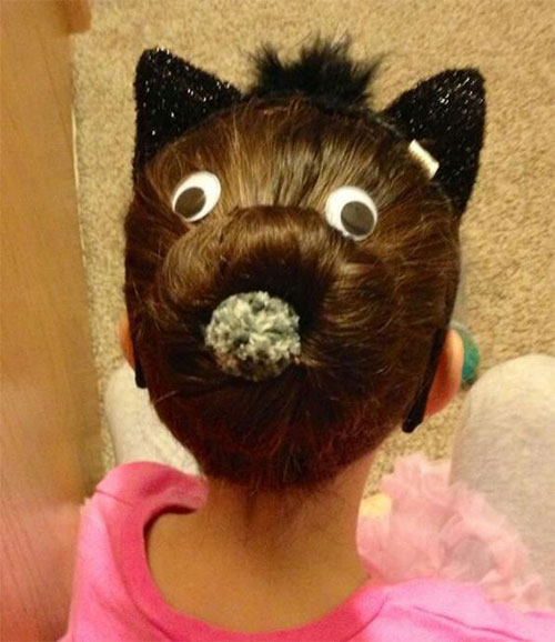 55-Creative-Crazy-Unique-Halloween-Hairstyle-Ideas-Looks-For-Little-Girls-Kids-2019-8